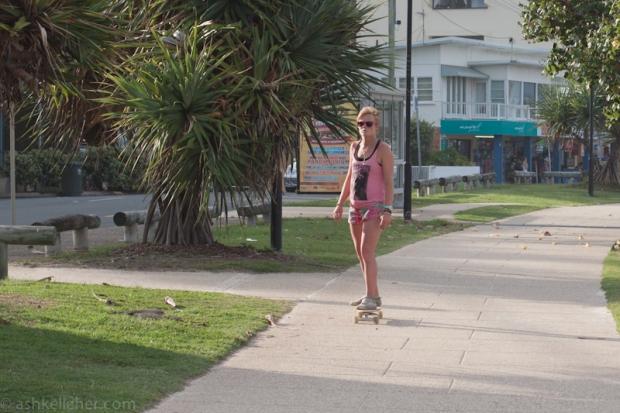 Skater Girl!
