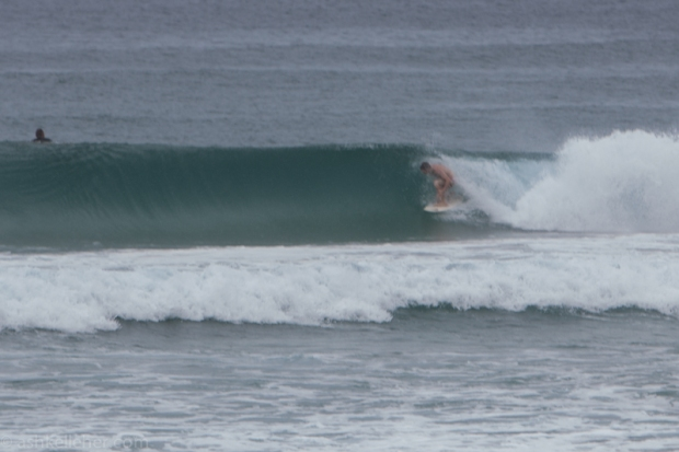 Barrels this morning.