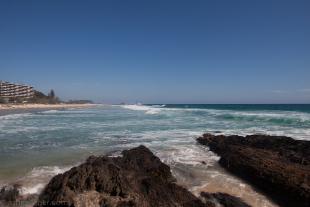 Another perfect day in Currumbin.
