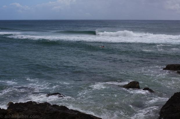 The beachie..