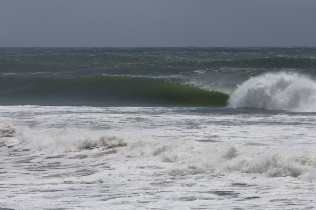 A pumping one.