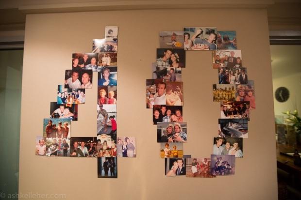 Wall pics.