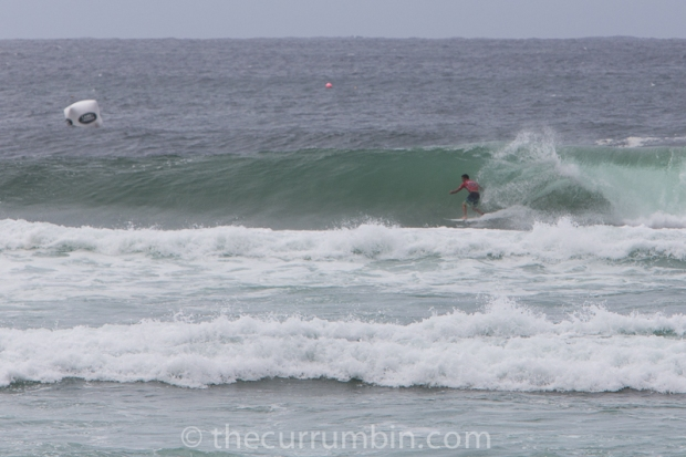 Parko... 1st wave of the final