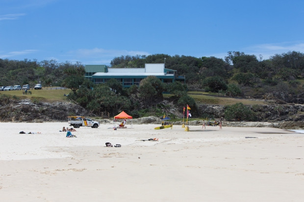 The SLSC.
