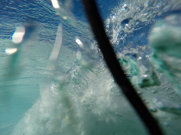 The rope from my gopro ruining this shot.