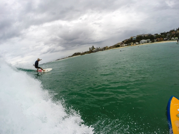 Old Currumbin right there.
