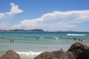 Looking to Burleigh.