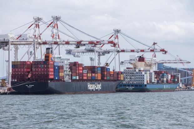 Big port.
