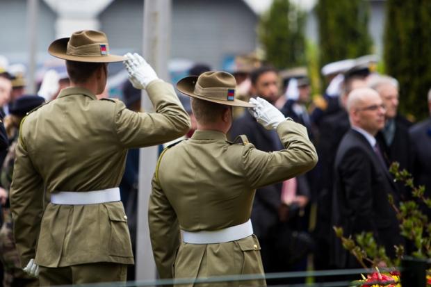 Good salute!